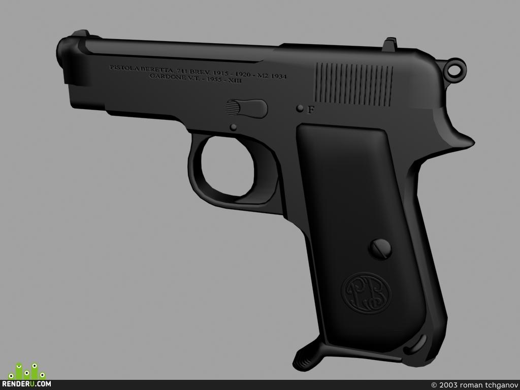 preview Beretta 1934