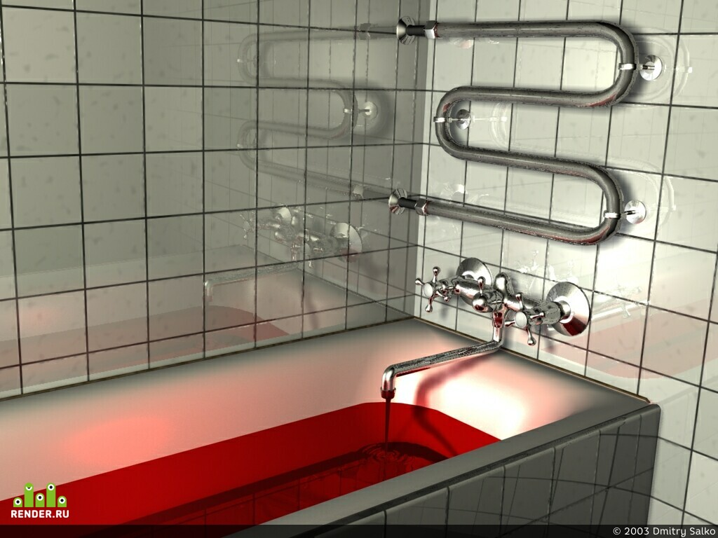 preview Ванна крови