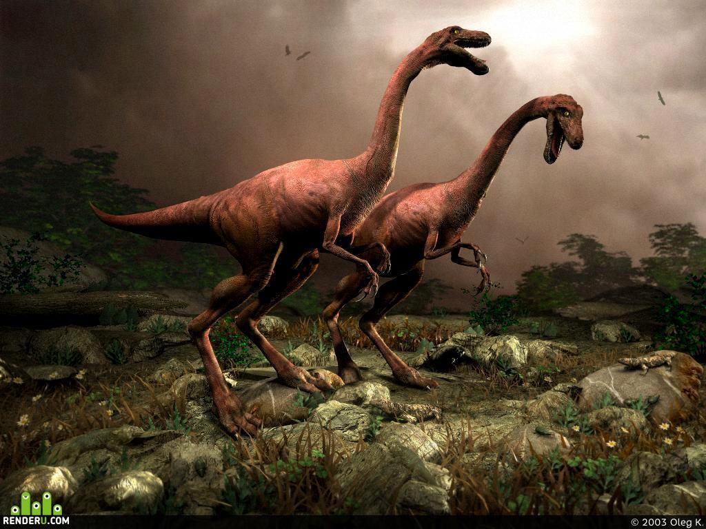 preview Динозавры
