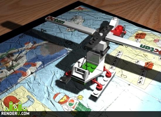preview Конструктор Lego