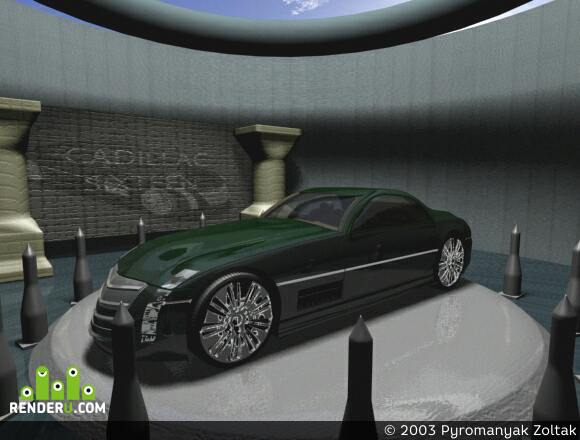 preview Cadillac Sixsteen