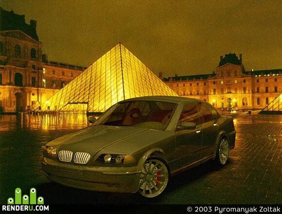 preview BMW seven 2001