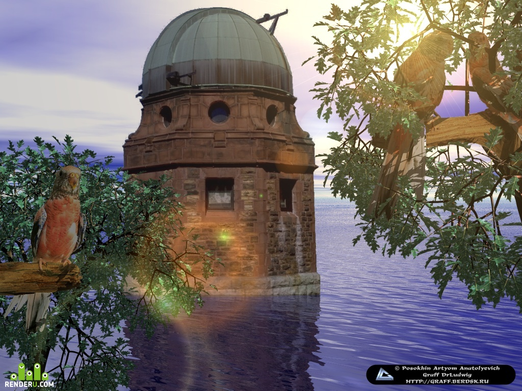 preview Обсерватория