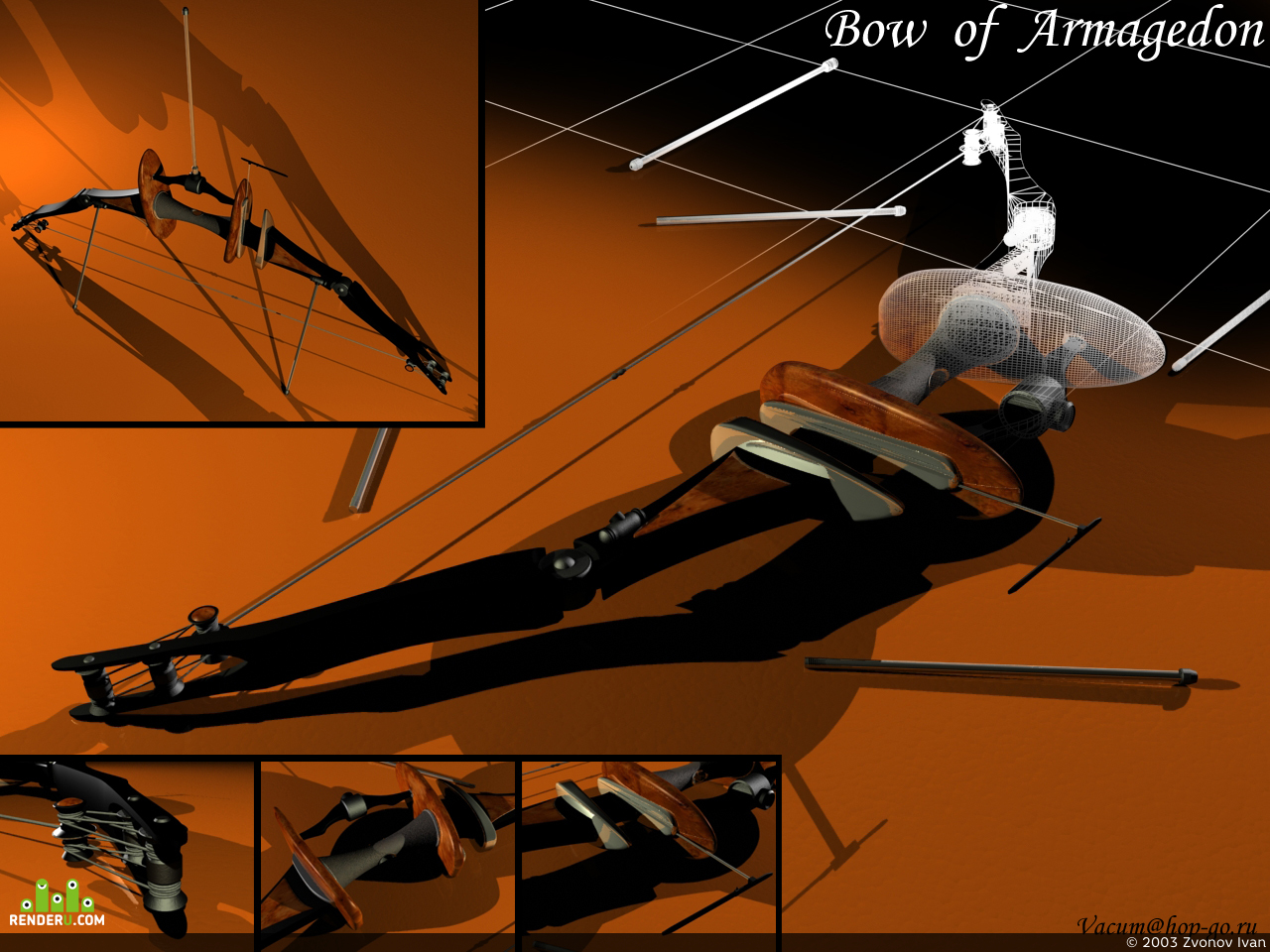 preview Bow of Armagedon