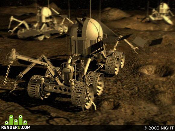 preview Neizvestnyiy asteroyd