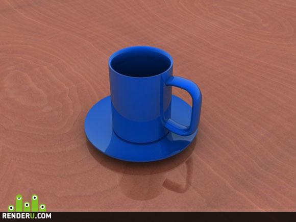 preview Чашка