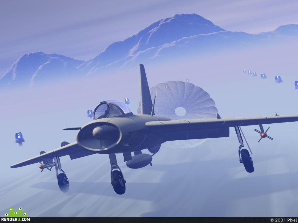 preview Возвращение летчика Ли Си Цыина с боевого задания 25 декабря 1959 года