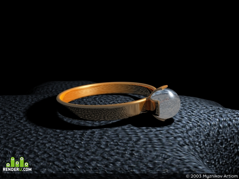 preview Gold Ring