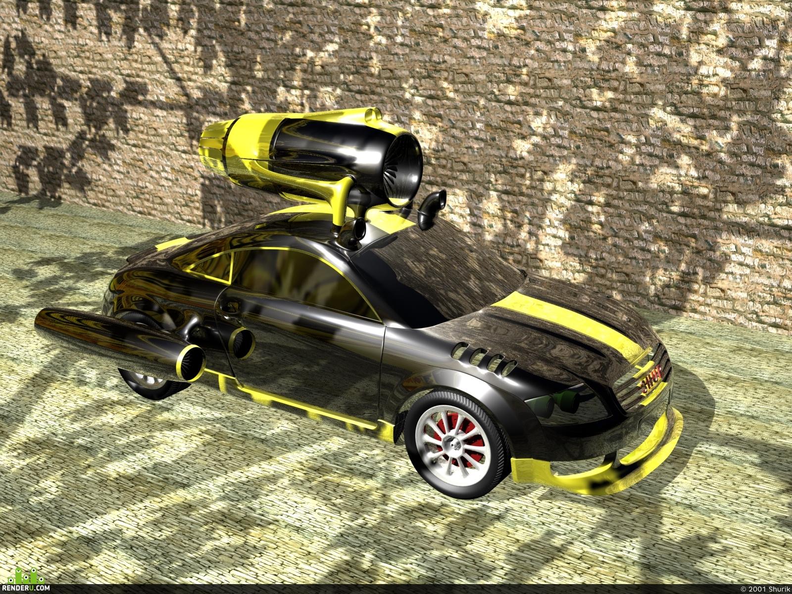 preview Turbo TT