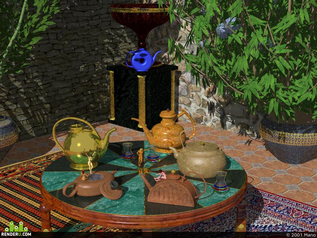 preview Собрание чайников