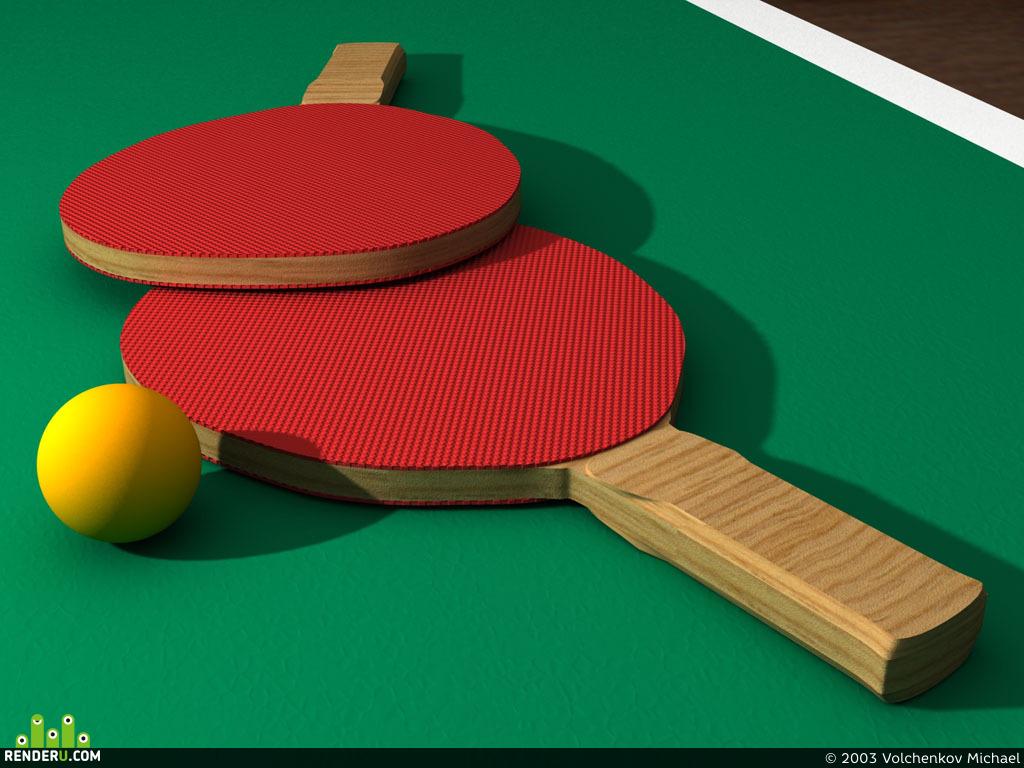 preview Теннисные ракетки