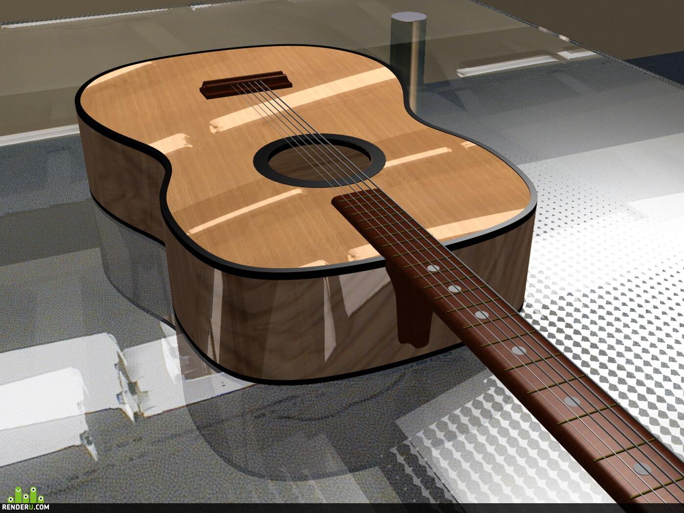 preview Гитара