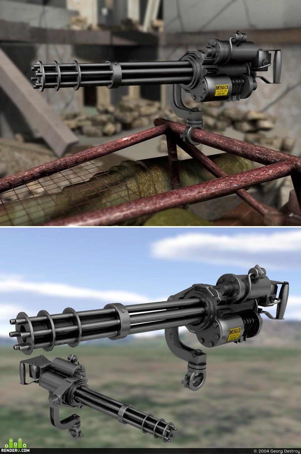 preview Minigun