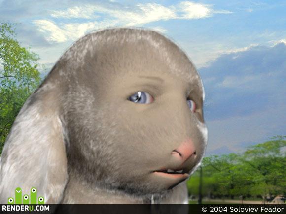 preview Брат 2 (кролик)