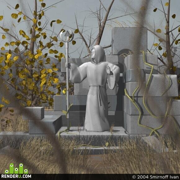 preview Статуя