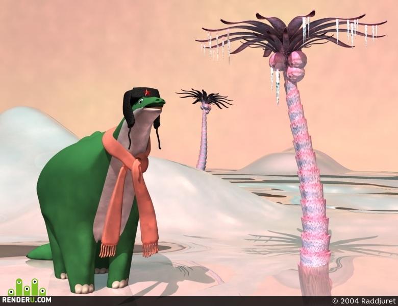 preview Динозавр(ик)