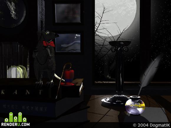 """preview Цикл """"Преступления луны"""", преступление первое """"Меланхолия"""". Версия 1.02. (исправленная)."""