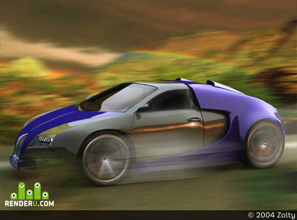preview Bugatti EB