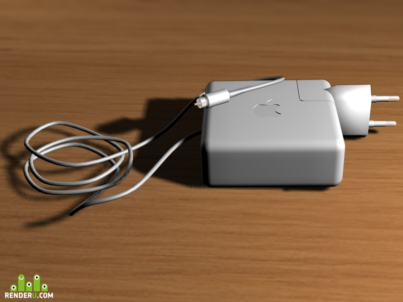 preview Apple Power Adapter