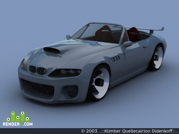 preview BMW - my concept