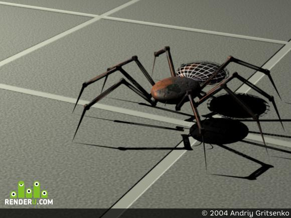 preview Rust Spider