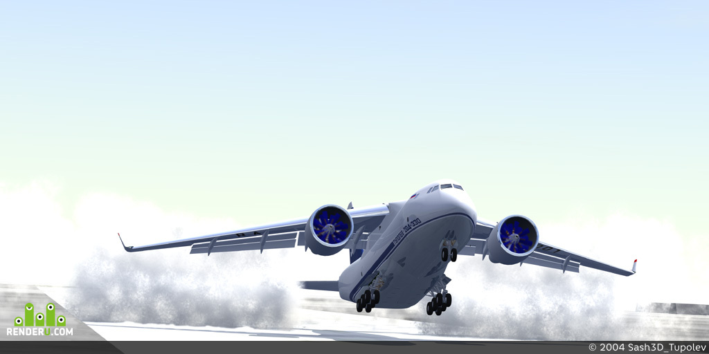 preview Tupolev 204-330