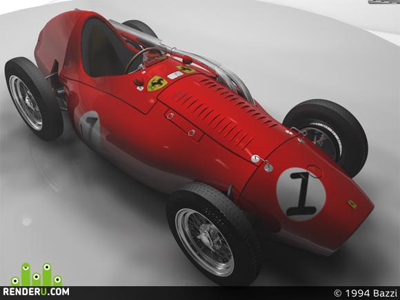 preview Ferrari 553F1