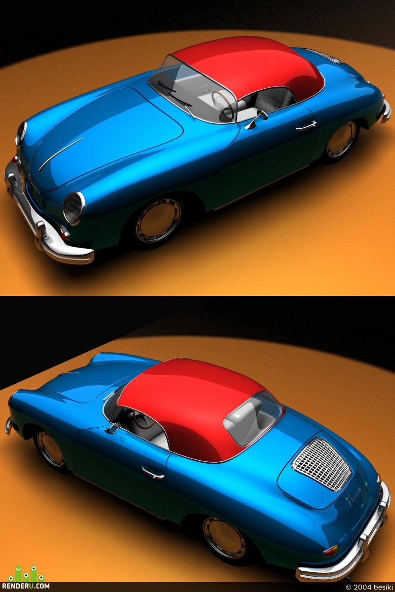 preview Porsche 356b