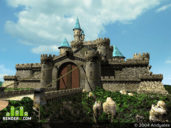 preview Замок
