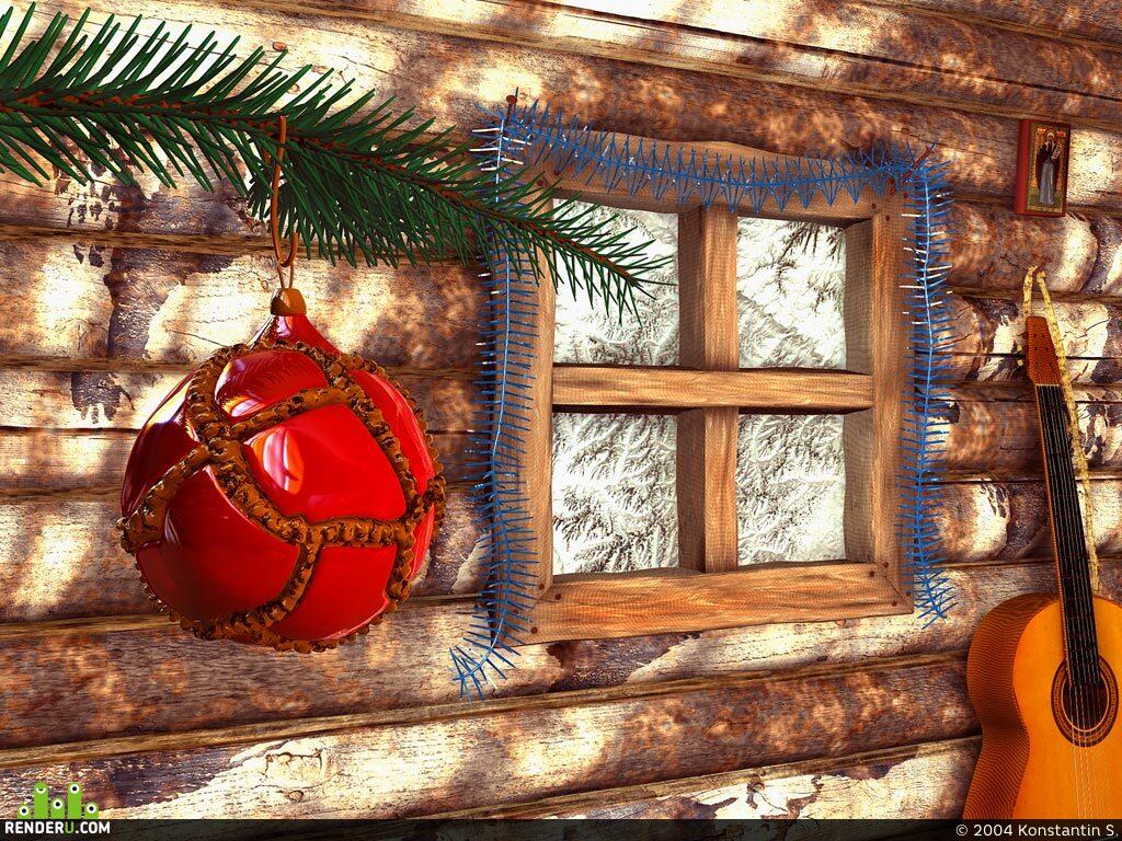 preview Новогоднее воспоминание