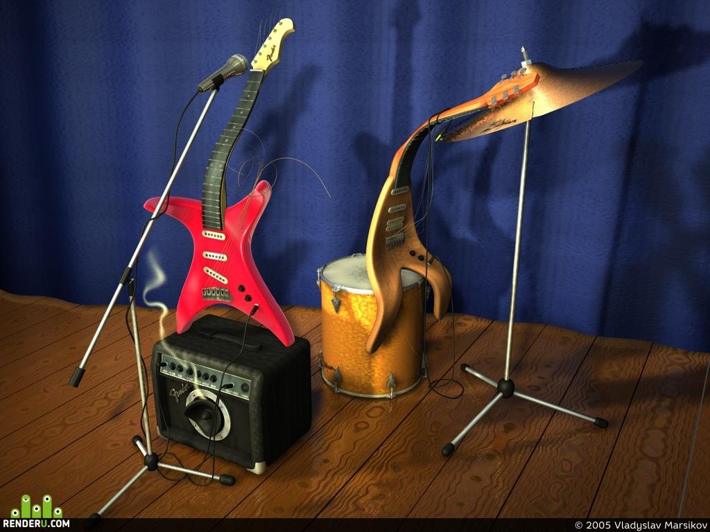 preview Gitaristyi ushli...