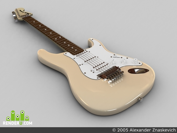 preview Fender Stratocaster