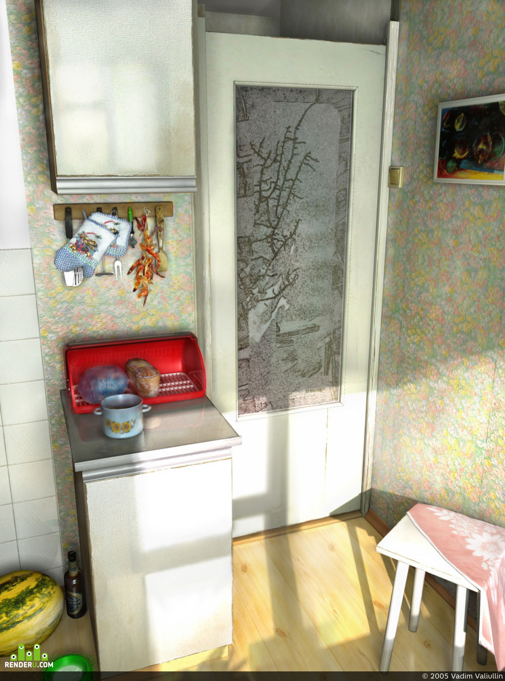 preview Мой кухонь