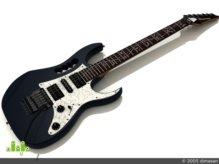 preview Ibanez Jem77