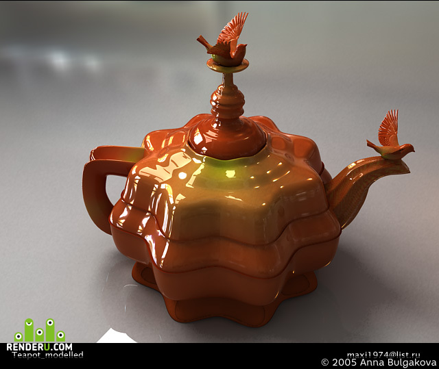preview Чайник