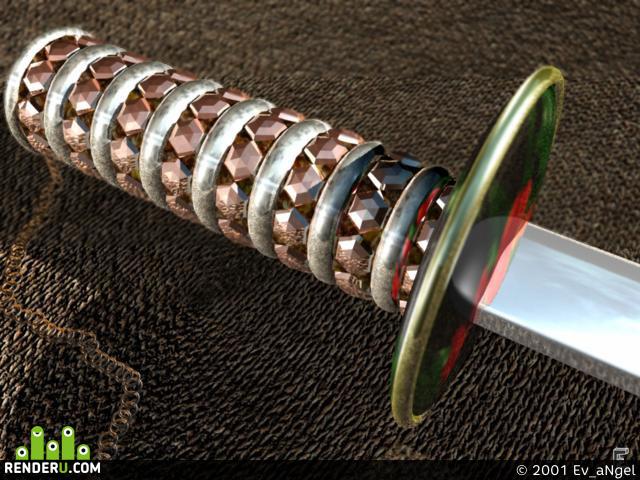 preview Самурайский меч
