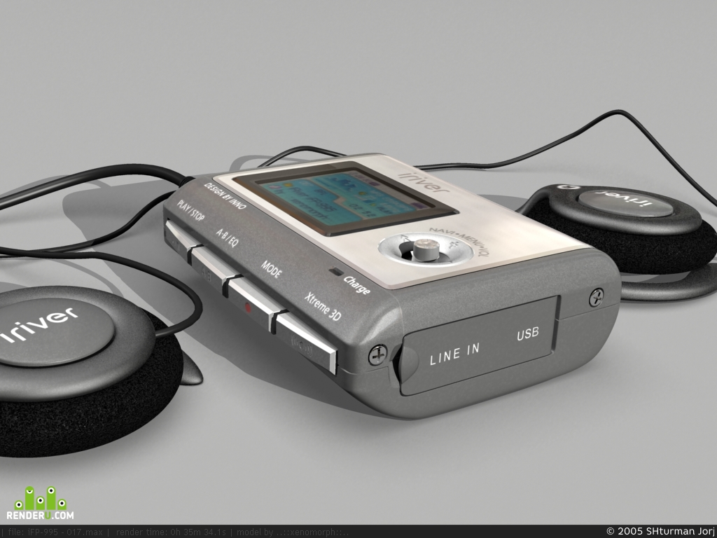 preview iRiver iFP-995