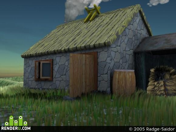 preview Дом лесничьего