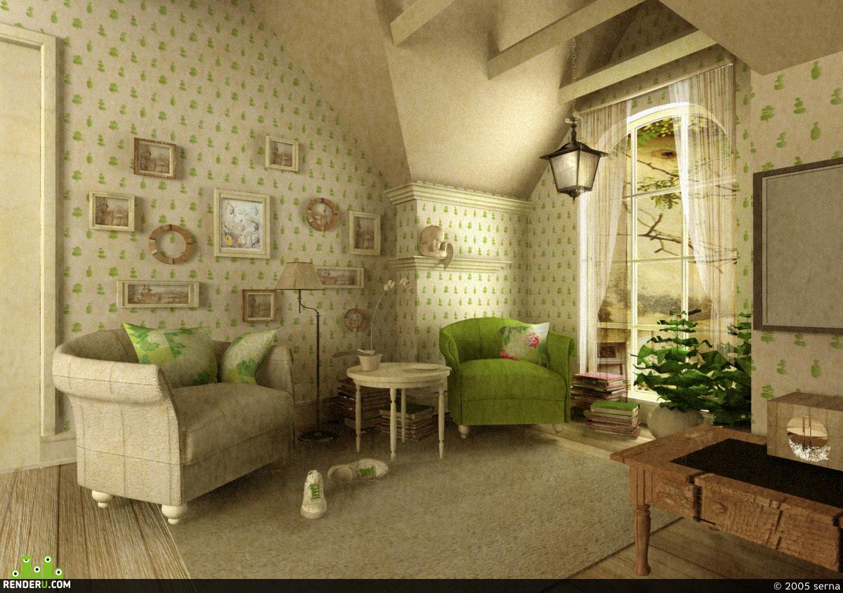 preview уютная room