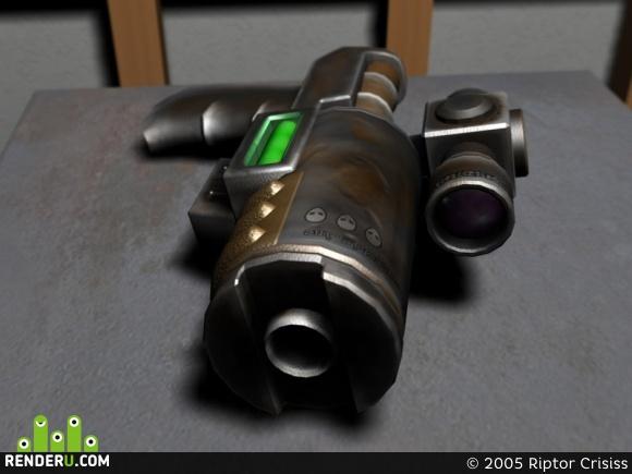 preview Plazmennyiy pistolet