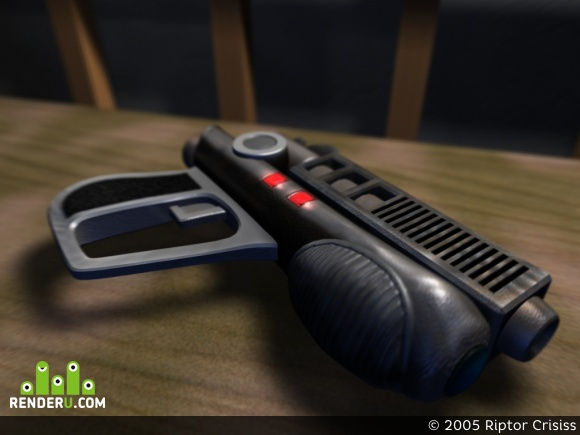 preview Lazernyiy pistolet