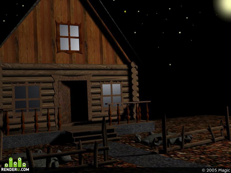 preview Осенняя ночь