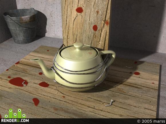 preview teapot