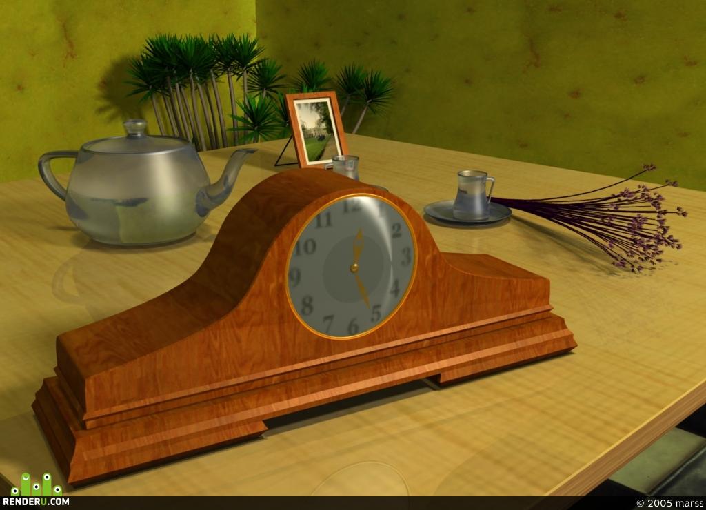 preview настольные часы
