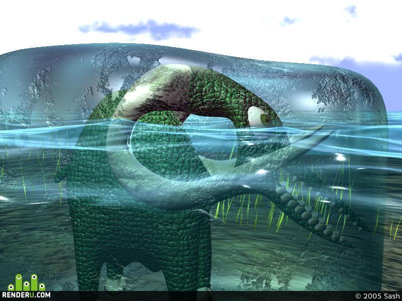 preview Хронозавр
