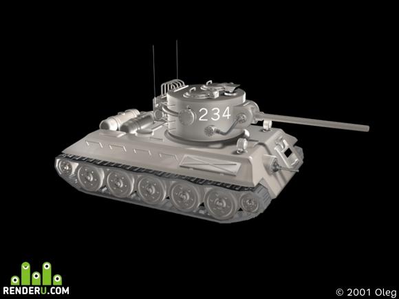 preview танк гусенечный ТГ-1