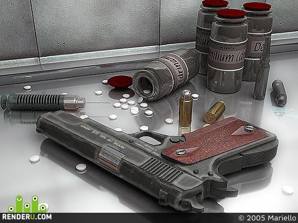 preview Colt 1911A1