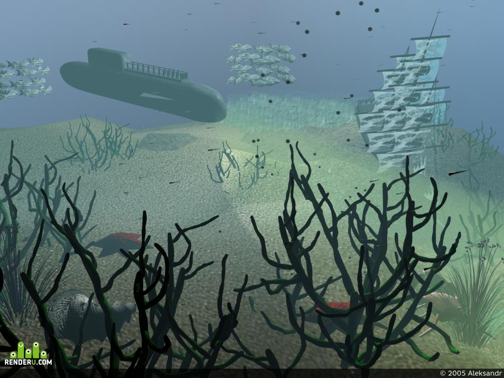 preview подводный мир