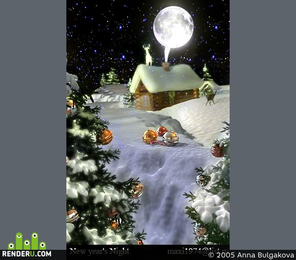 preview Новогодняя ночь