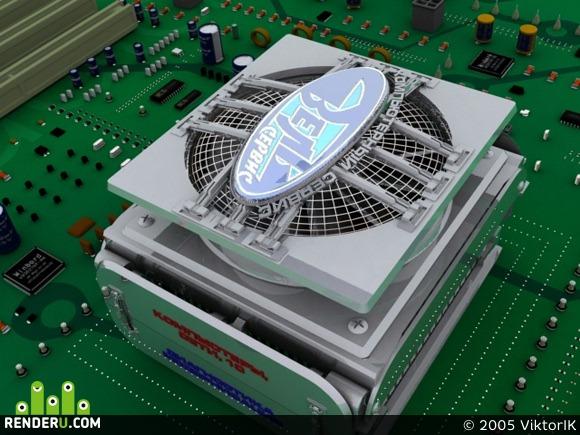preview Радиатор